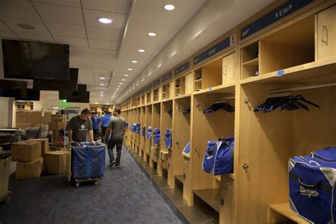 dodgers room come tour dodger stadium s 100 million makeover curbed la
