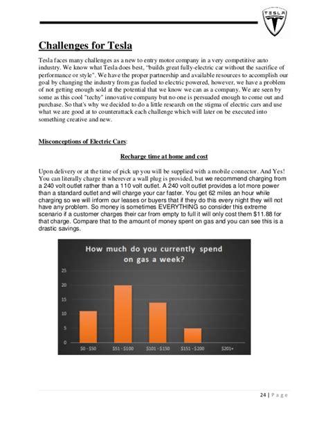 tesla marketing plan slideshare tesla marketing plan