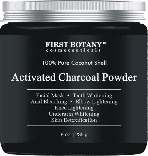 amazoncom activated charcoal mud mask  fl oz