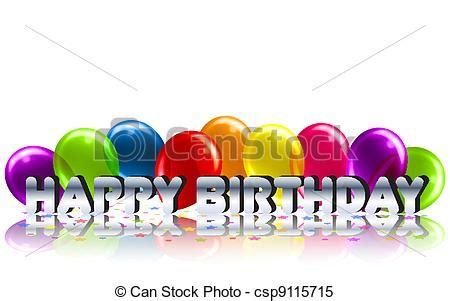 imagenes en ingles de feliz cumpleaños feliz mensaje cumplea 241 os ingl 233 s vector de clipart