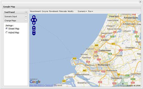 netherlands coast map tool interactive design tool coast building