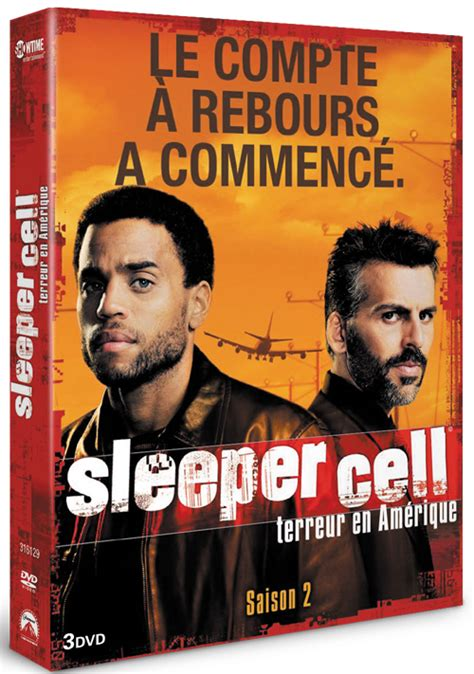 Sleeper Cell Tv Show by Test Dvd Saison 2 Sleeper Cell Dvd S 233 Ries