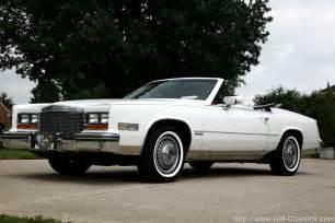 Convertible Cadillacs Cadillac Eldorado Convertible 82 Photos News Reviews