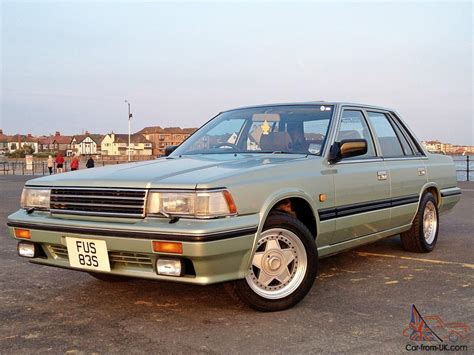 1988 nissan datsun laurel sgx 2 4 manual green 35 000