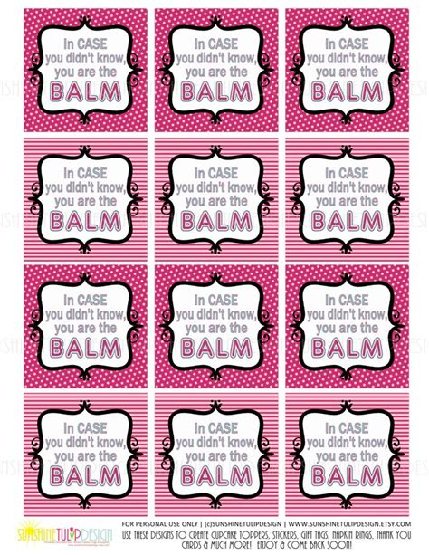 1000 Ideas About Lip Balm Labels On Pinterest Lip Balm Tubes Label Templates And Lip Balm Printable Lip Balm Label Template