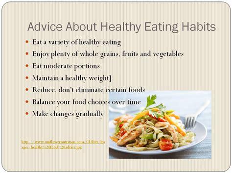 Healthy Habits For A Healthy Healthy Facts Aline Watfa