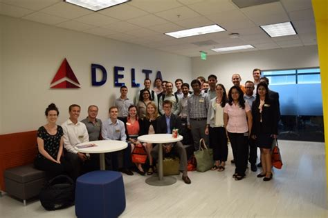 Gatech Mba Admissions by Scheller Mba Students Visit Innovation Centers In Tech