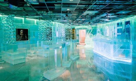 ice bar top milano absolute ice bar e altri insoliti locali