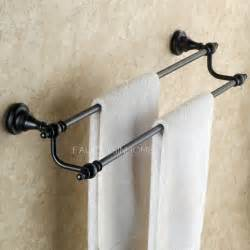 shower towel bars best 25 bathroom towel bars ideas only on