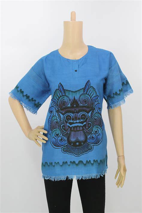 Baju Kaos Barong Bali Atasan jual kaos barong cewek bali kaos oblong grosir kaos wanita