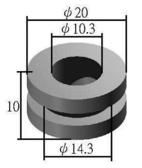 Per Standar Sing 2tone Yamaha rubber grommets for motorcycle fairings set of 6 yamaha
