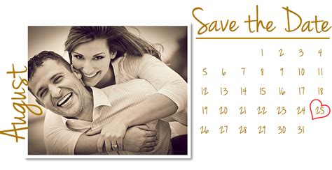 Save The Date With Photo Templates Pages Wedding Save The Date Card Template Free Iwork Templates