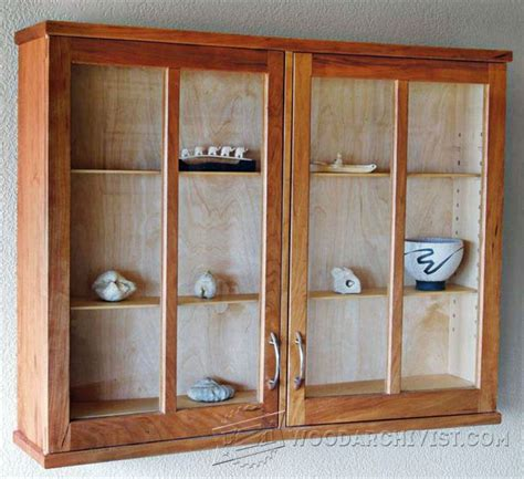 Cherry Wood Cabinets Display Cabinet Designs Cherry Wood | cherry display cabinet plans woodarchivist