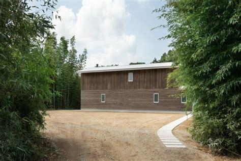Moderne Architektur Japan by Beispiel F 252 R Naturnahe Moderne Architektur In Higashi