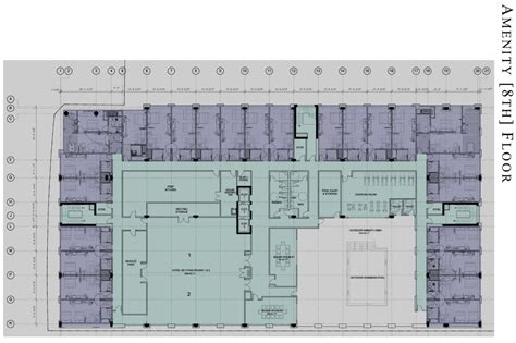 Free Church Floor Plans hyatt place hotel planned for downtown orlando bungalower
