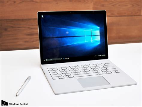 Microsoft Surface Book surface book and surface pro 4 receive major upgrades