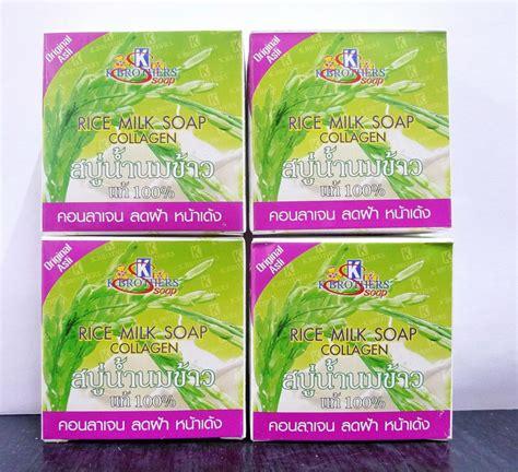 Sabun K Brothers jual sabun beras kolagen k brothers original rumah