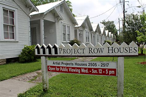 project row houses day trips project row houses houston former shotgun houses get new life as art