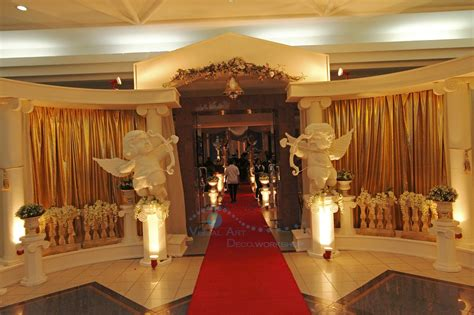visual art penang wedding party  event decoration