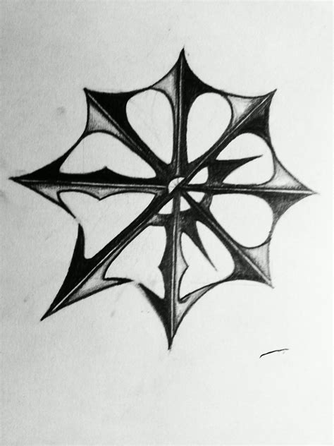 chaos star tattoo designs chaos by peett on deviantart