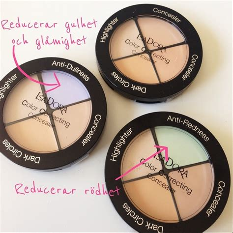 ccc color isadora ccc color correcting concealer niiinis kitchenlife