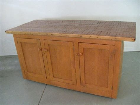pine kitchen islands custom made reclaimed pine kitchen island by