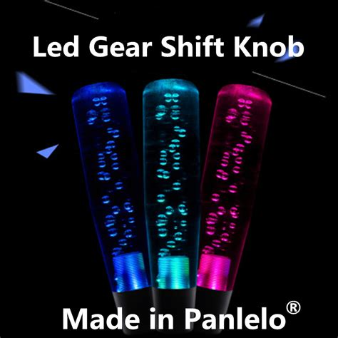 Led Shift Knob by Buy Wholesale Led Gear Shift Knob From China Led