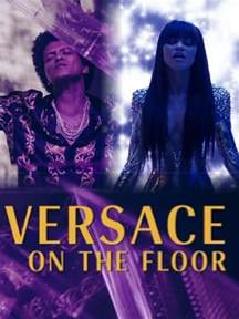 Mermaid Vanity Bruno Mars Versace On The Floor Music Video Featuring