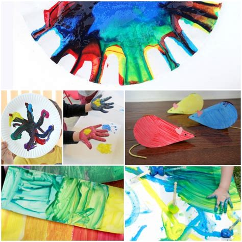 ideas for mixing colors fantastic learning