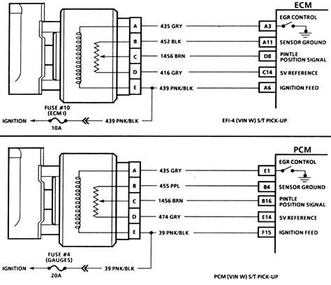 egr valve diagram egr valve wiring diagram 24 wiring diagram images