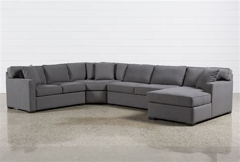 living spaces sectional sofas alder 4 sectional living spaces