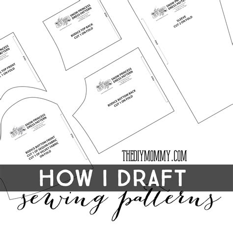 pattern making with adobe illustrator how i draft sewing patterns with my intel aio and adobe