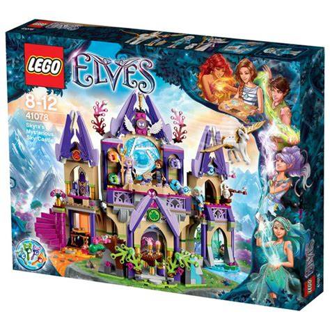 pictures of sky mysterious skyras lego castle elves lego elves skyra s mysterious sky castle 41078 sowia