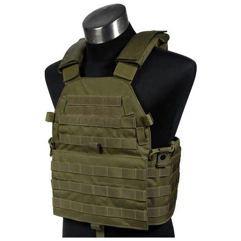 molle vest flyye new molle lt6094 vest ranger green vests 1st