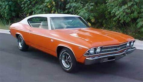 1969 chevelle paint codes