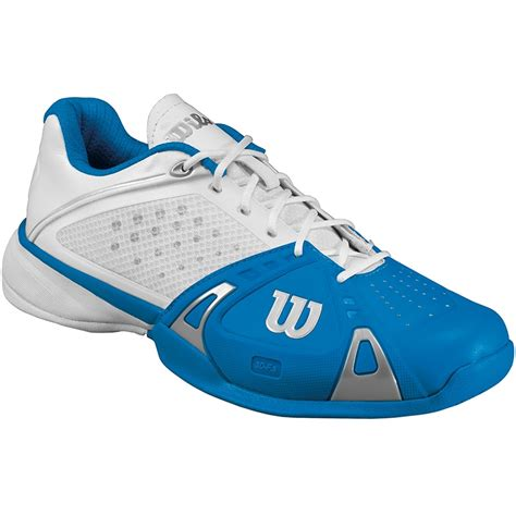 wilson tennis shoes wilson pro s tennis shoes blue white