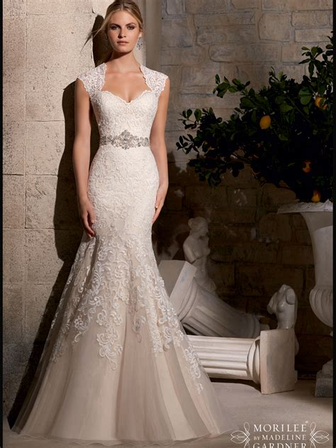 Mori Wedding Dresses by Mori Bridal Gown 2719 Dimitradesigns