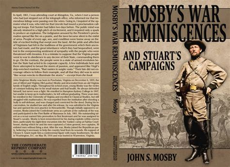reminiscences of a mosby guerrilla books mosby s war reminiscences and stuart s caigns by