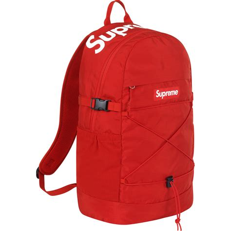 supreme bag supreme 174 210 denier cordura 174 backpack ss16 w supreme