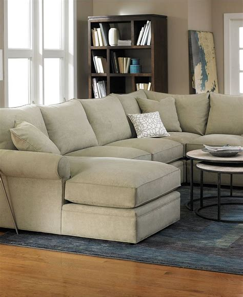 macys living room furniture doss fabric sectional living room furniture collection