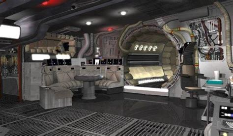 star wars interior design millenium falcon interior images google search star