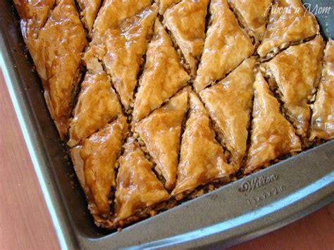 best baklava recipe simple baklava recipe dishmaps