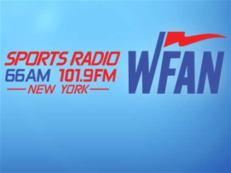 660 am radio fan nyc wfan sports radio launches 660 am 101 9 fm simulcast 171 cbs