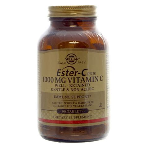 Vitamin Ester C Plus ester c plus 1000 mg vitamin c solgar