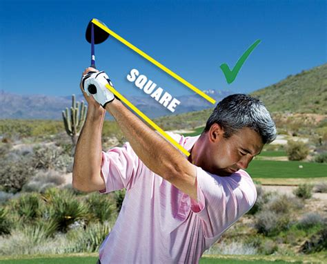 golf swing club face outdraw the slice outlaw golf tips magazine