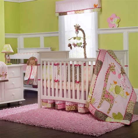 Monkey Baby Crib Bedding Theme And Design Ideas Family Monkey Crib Bedding