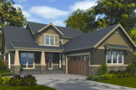 house plan 48 267 craftsman l shape house layout
