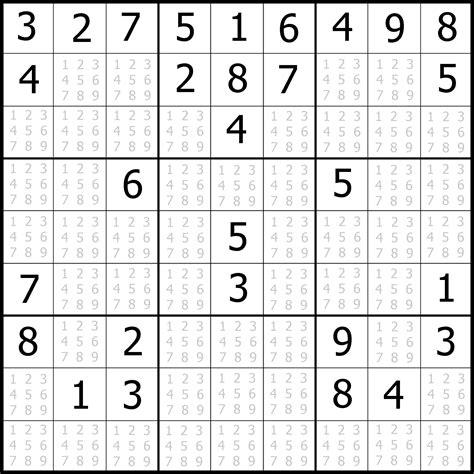 free printable variety sudoku free printable the three little pigs myideasbedroom com