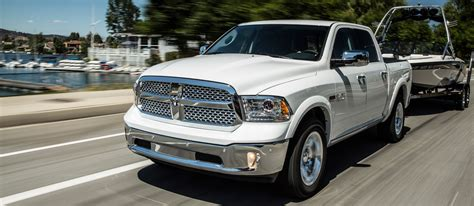 Chrysler Ram by Ram 1500 And Towing Capacity Differences Aventura