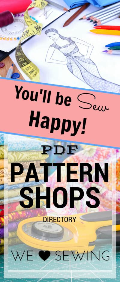 your pattern shop pattern shops directory free patterns more diy crush